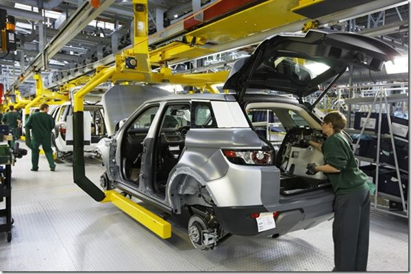 Jaguar Land Rover & the Globalization of Auto image