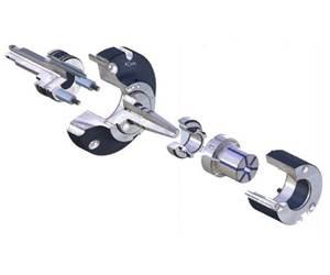 Precision Cartridge Mandrel for Internal Clamping