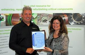SIFCO ASC Achieves OHSAS 18001 Certification