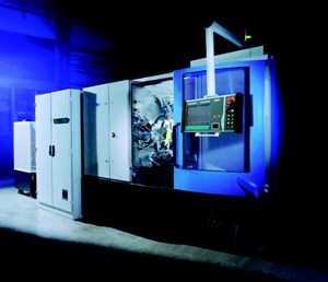 Gosiger High Volume Partners with Schϋtte Multi-Spindle Machines