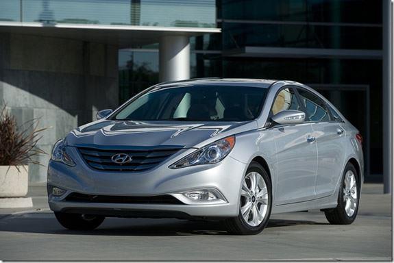 2011 Hyundai Sonata Limited image