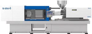 AT NPE: Faster, More Compact Electric Press