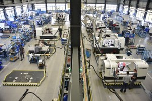 New Super-Efficient Assembly Line Improves Productivity, Flexibility