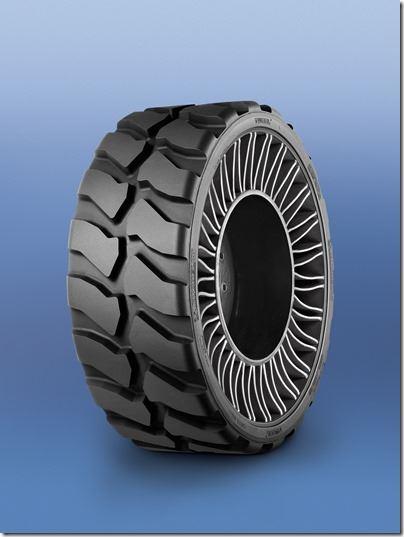 Airless, Stylish Tire image