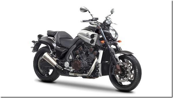 Art of the Bike: Yamaha VMAX Carbon image