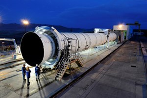 Orbital-ATK marriage a sign of the times?