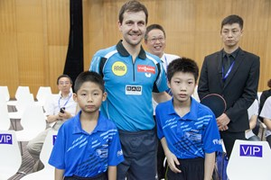 China Serves Up Stiff Competition in Table Tennis and Plastics Machinery