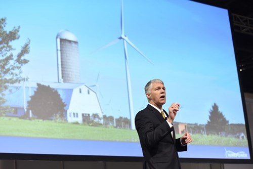 Report on the Windpower 2017 Conference & Expo