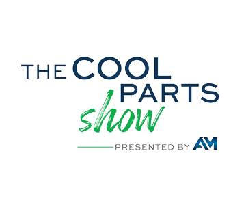 The Cool Parts Show Logo