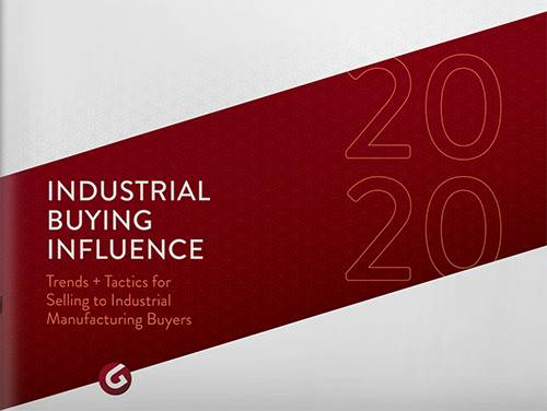 Industrial Buying Influence Survey 2020