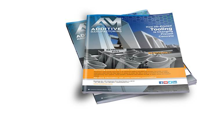 Additive Magazine Cover with Special Position Cover Band