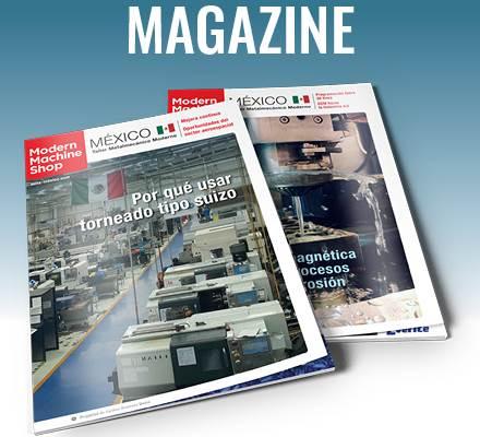 MMS México Print Issue