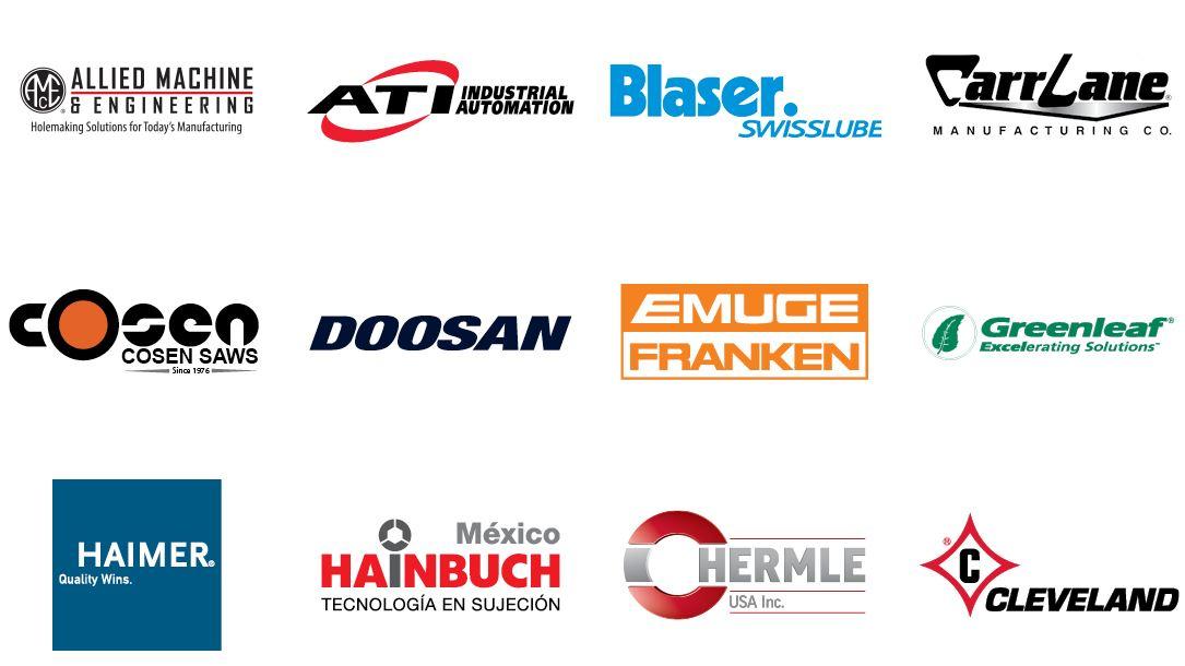 Modern Machine Shop México clients