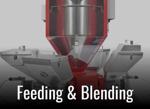 Feeding & Blending