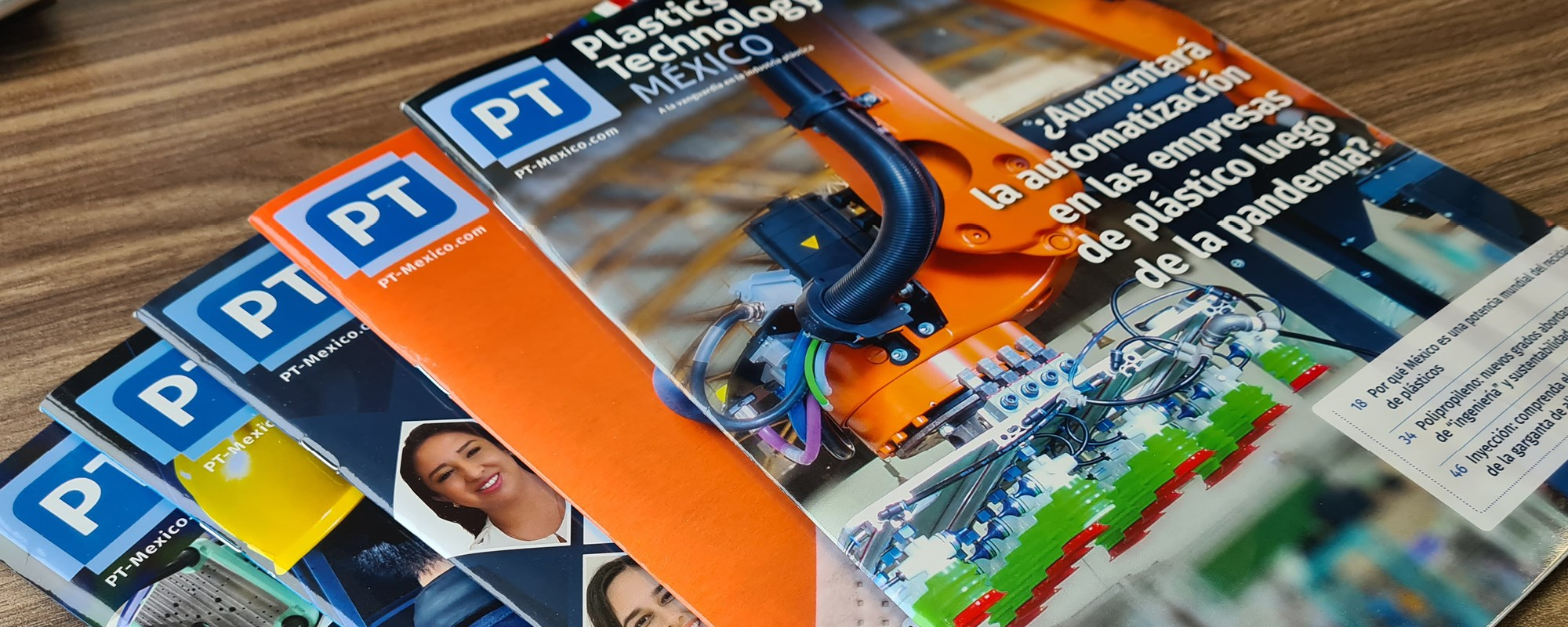 Magazine - Plastics Technology México