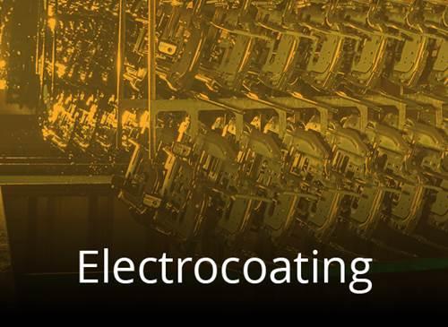 Electrocoating