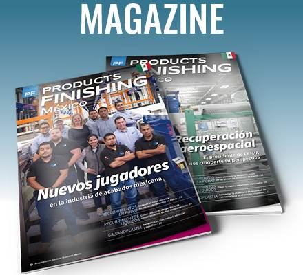 Products Finishing México Magazine