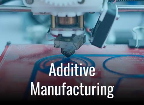 Additive Manufacturing Process Image