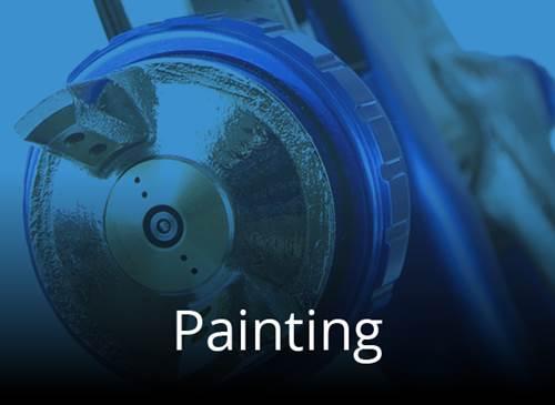 paint & powder