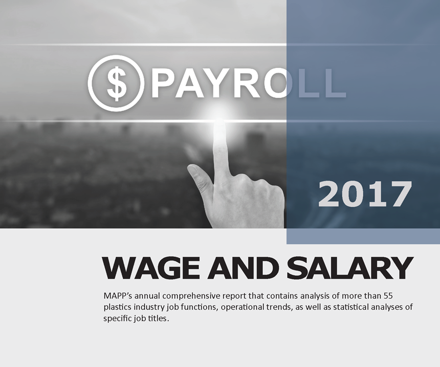 MAPP's Annual Wage and Salary Report cover