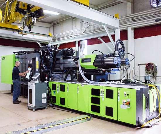 ENGEL Duo 4550/720 molding machine