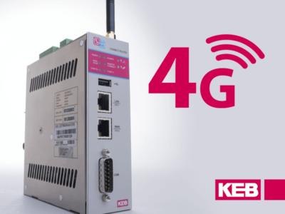 KEB America C6 router