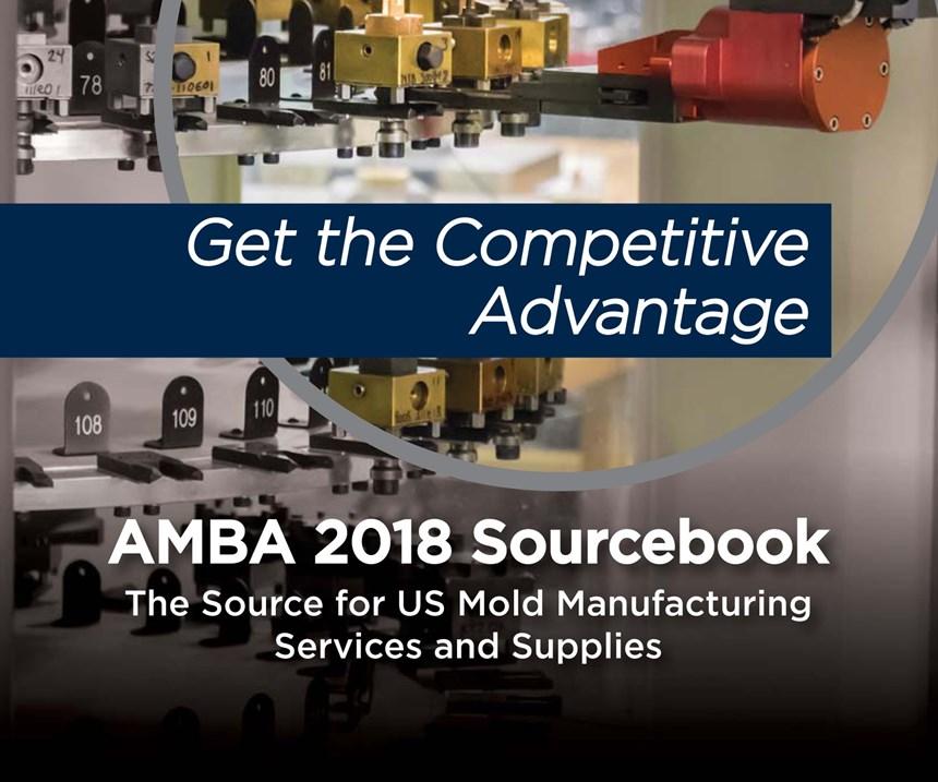 2018 AMBA Sourcebook cover.