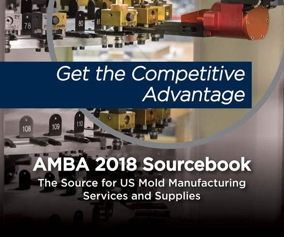 2018 AMBA Sourcebook cover.