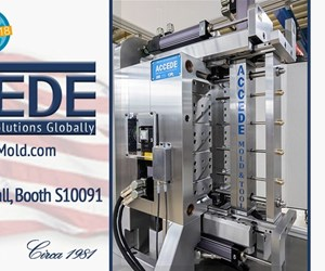 Accede Mold & Tool machine