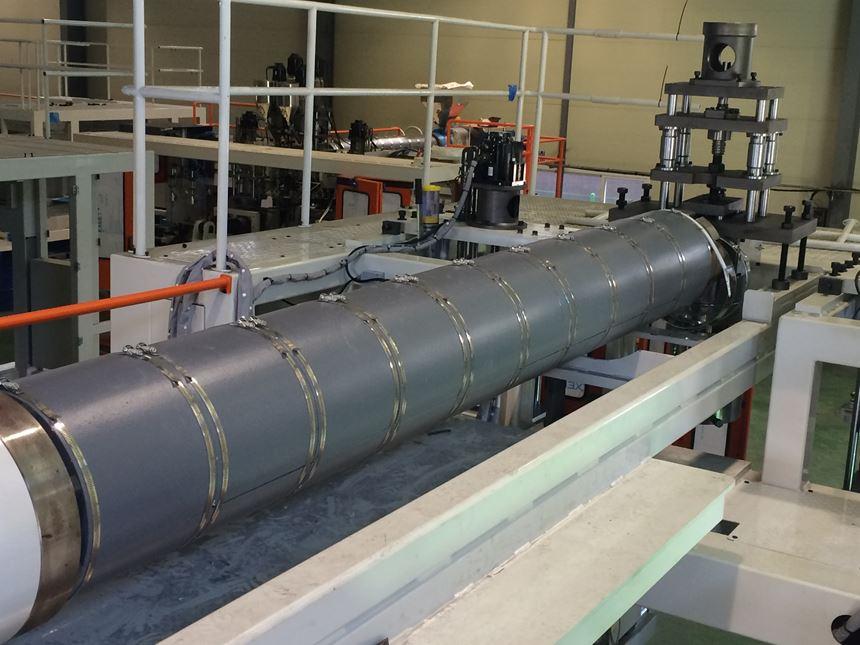Rex Materials TCS on barrel heating.