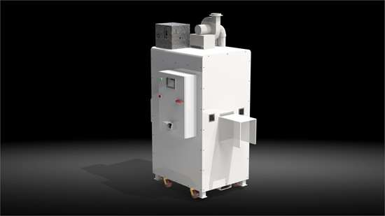 Lectro LT2100VD Surface Treater