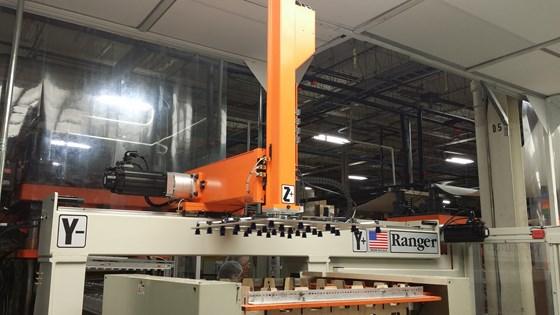 Ranger TR Series robots