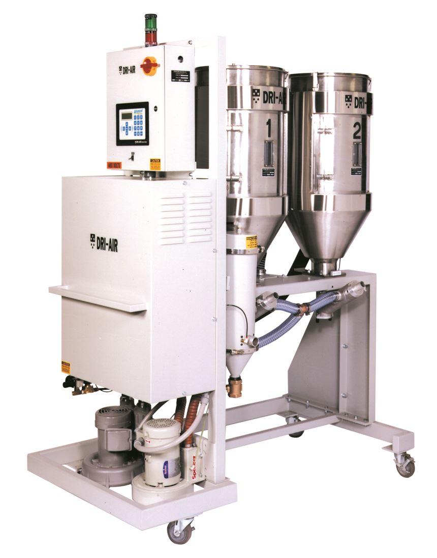 Dri-Air's HPDII portable dryers
