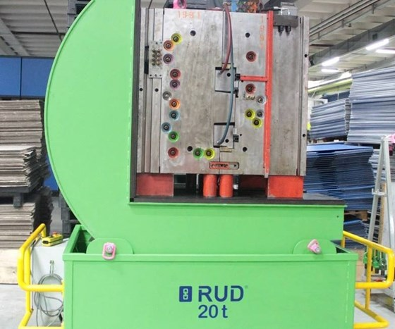 Rud Chain Inc. tool mover.