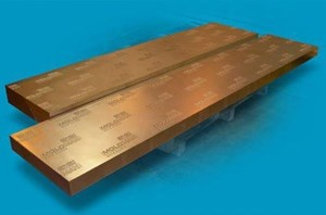 Copper Alloys for Injection, Thermoform and Blow Molds