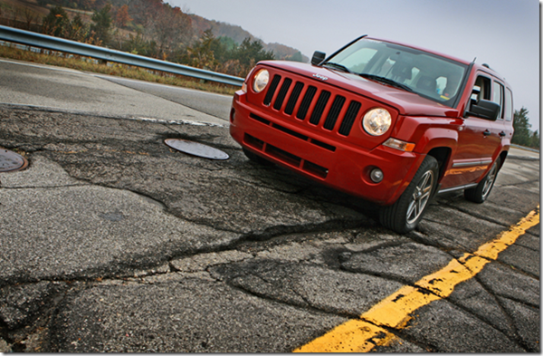 Michigan Roads, Auto Sales & Electric Issues image