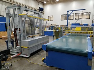 Bringing lean manufacturing to cutting and kitting