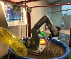 Submerged in Robotics