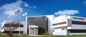 Changes for DMG MORI in the USA