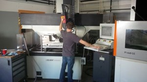 Angling for Efficiency with EDM Drilling