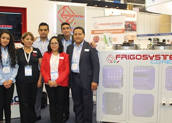 Soluciones de calentamiento y enfriamiento, de FrigoSystem