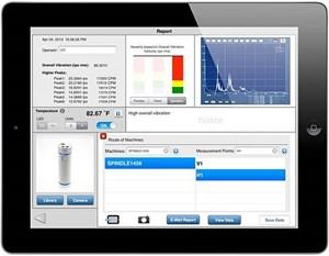 Preventive Maintenance Via iPad