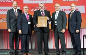 MetoKote Earns Honda Supplier Performance Recognition
