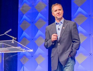 Scaled Composites' Kevin Mickey impresses at CAMX
