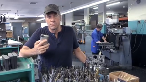 VIDEO: Molds, Michigan and Mike Rowe?