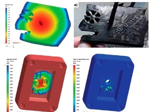 Simulate to Validate Molding, and 3D Printed Molds