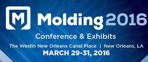 Save the Date: Molding 2016, March 29-31