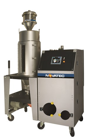 Optimized Molding Is Possible With Material Drying, Handling