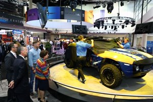 IMTS to Showcase 3D-Printed Vehicle