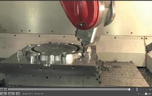 trunnion-type machine